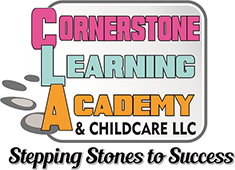 Logo, Cornerstone Learning Academy & Childcare, LLC., Day Care Center in Houston, TX